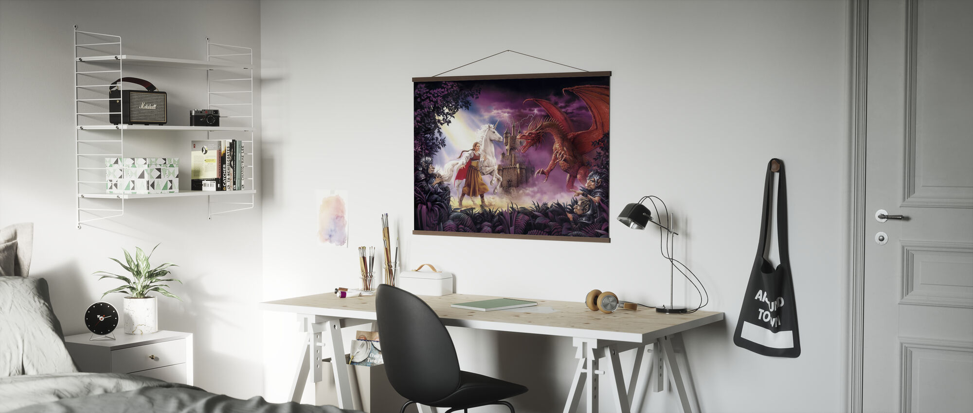 Enchanted - Poster - Office