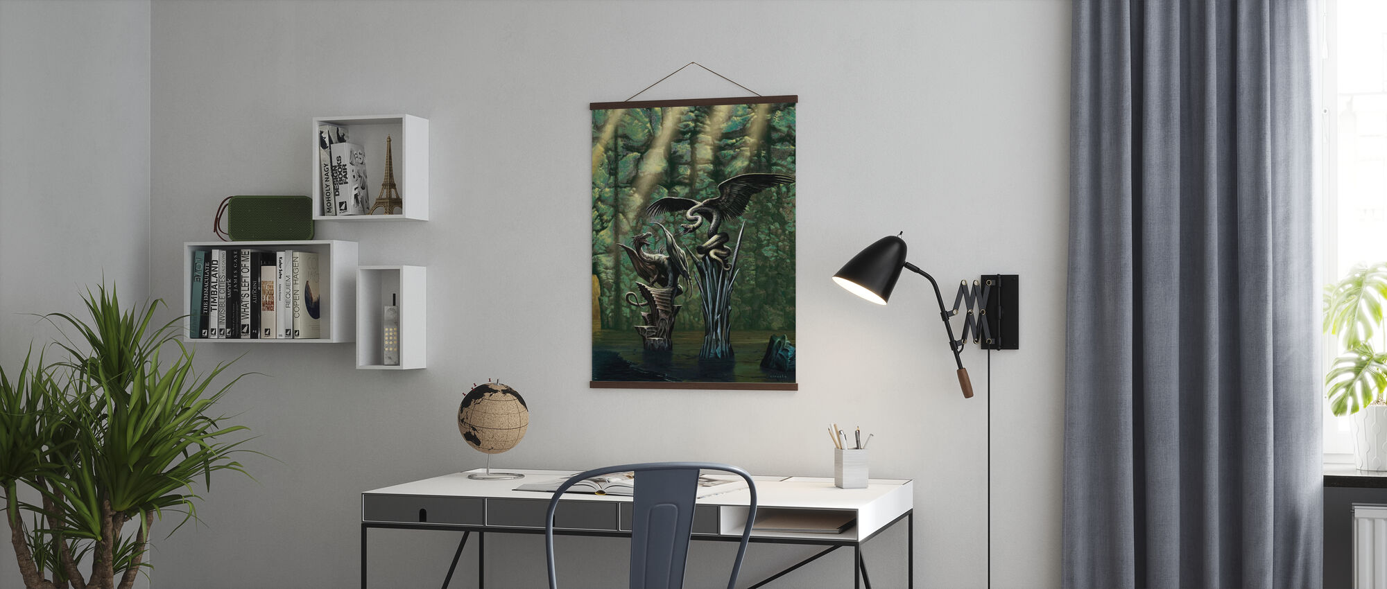 Darken - Poster - Office