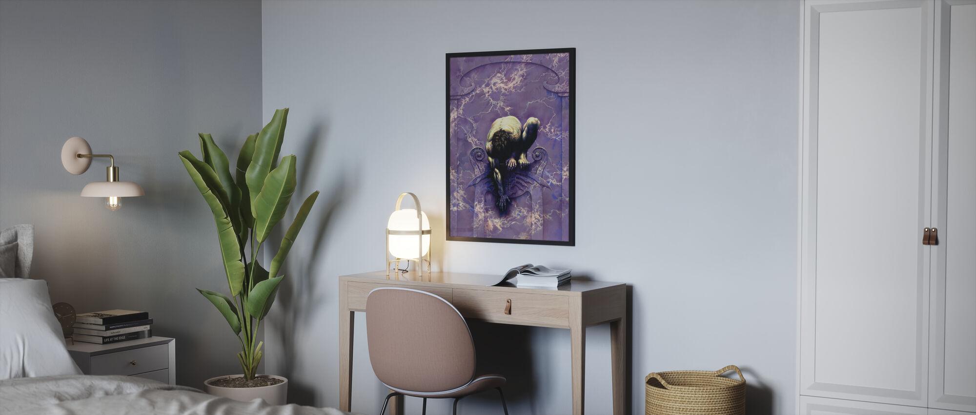 Aluxe - Poster - Bedroom