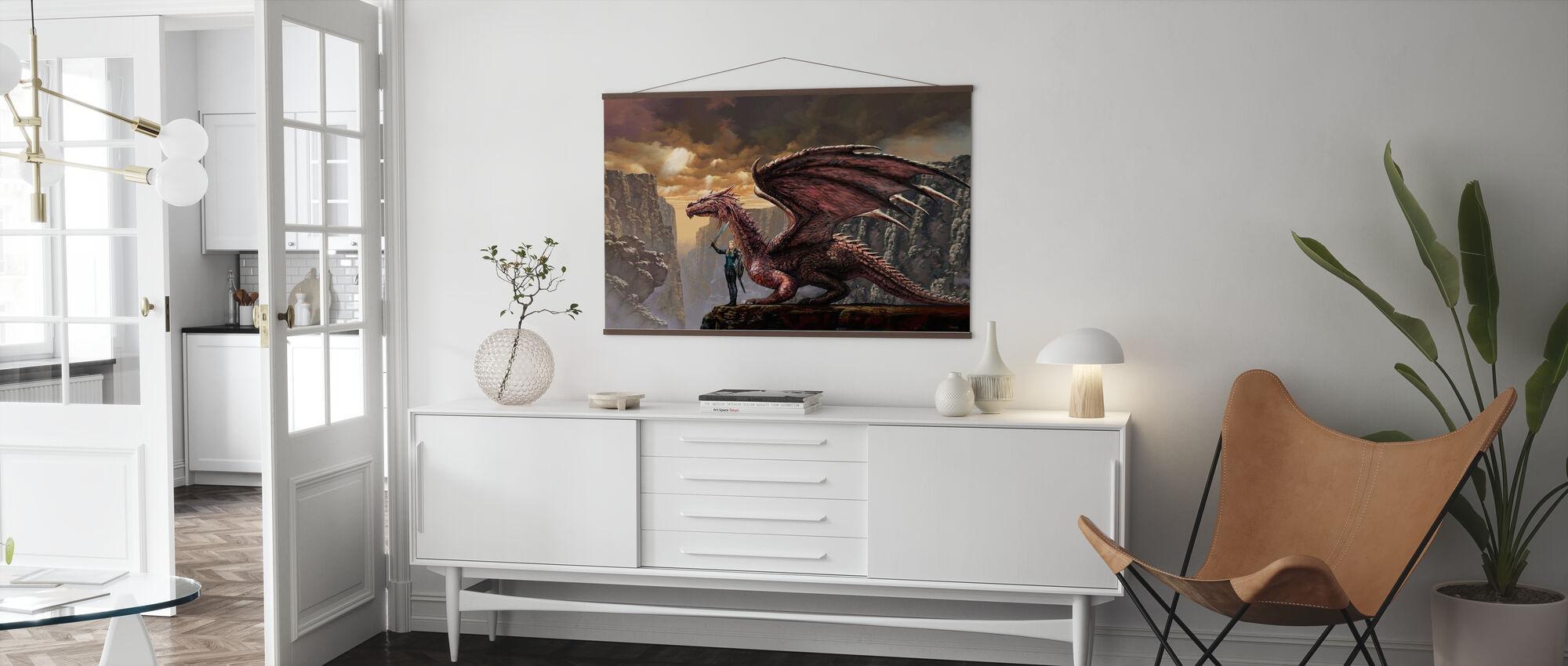 Aryssa - Poster - Wohnzimmer
