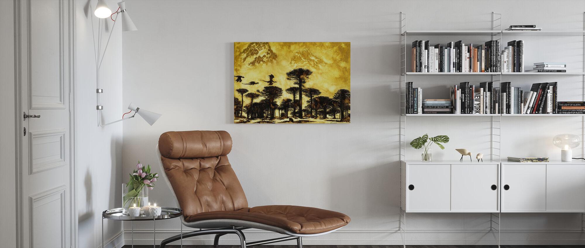 Persec - Canvas print - Living Room