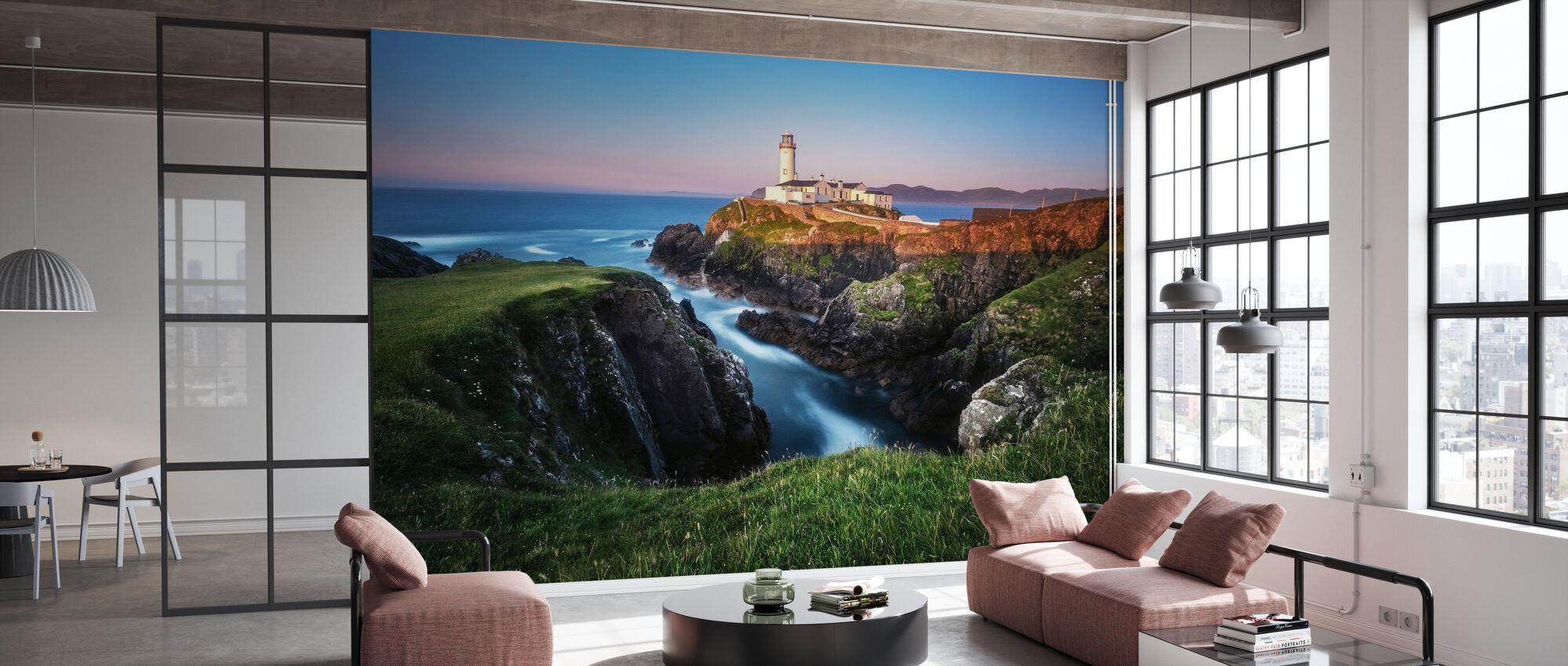 Ireland Fanad Head Lighthouse - Wallpaper - Office