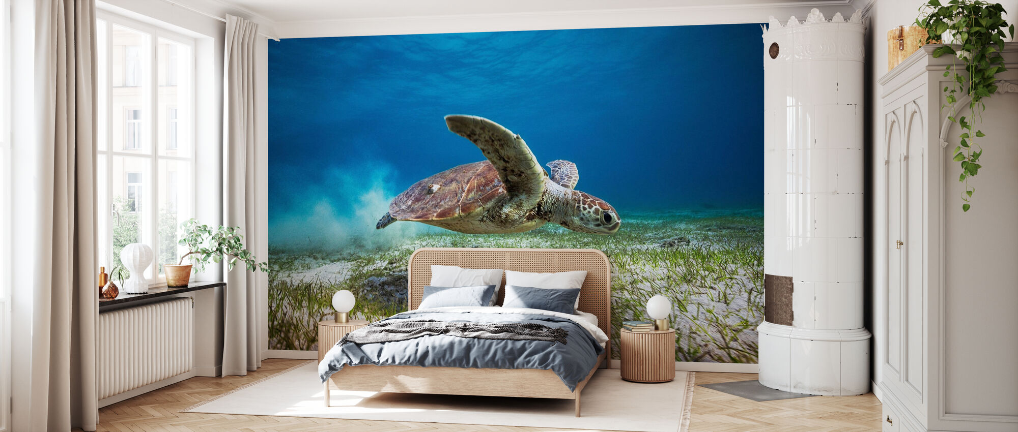 Take Off - Wallpaper - Bedroom