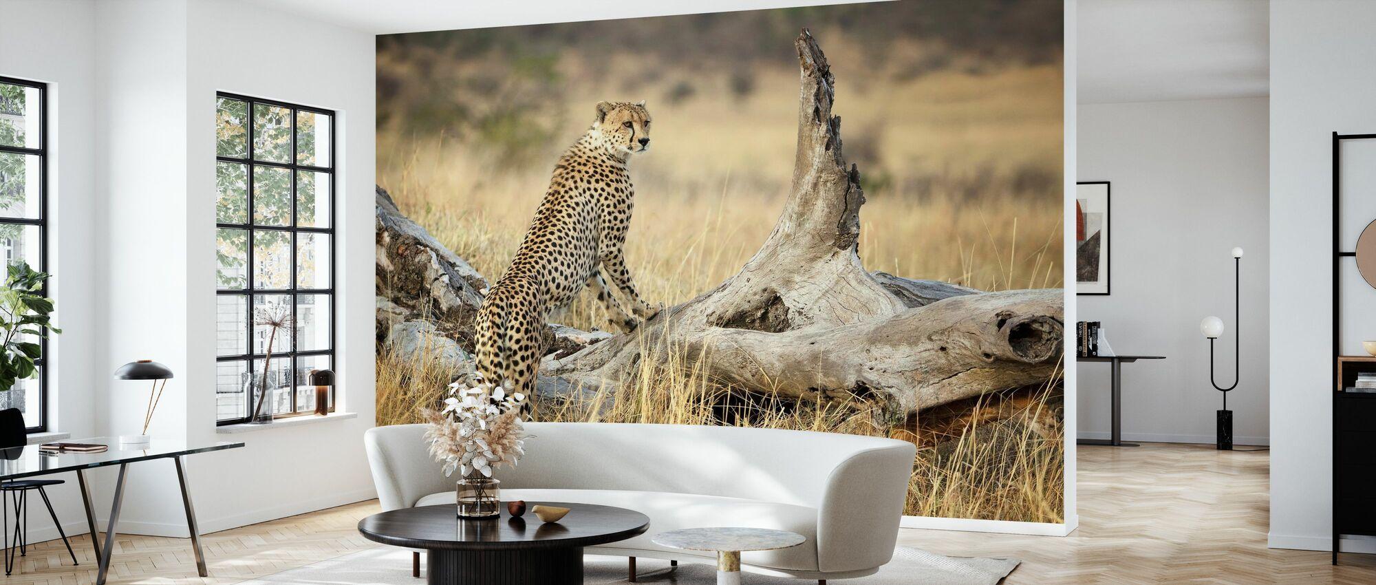 Strong - Wallpaper - Living Room