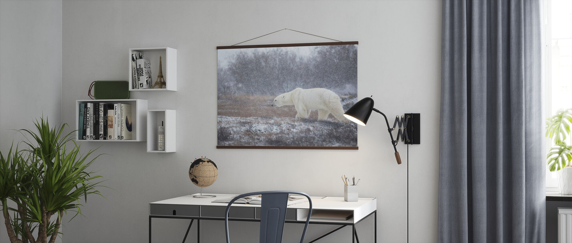 Let it Snow - Poster - Office