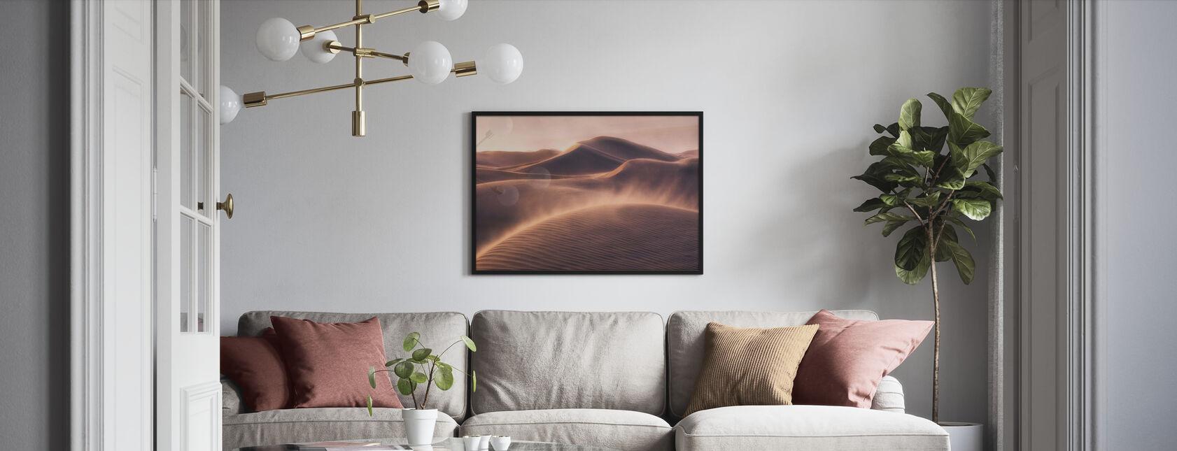 Sand vind - Plakat - Stue