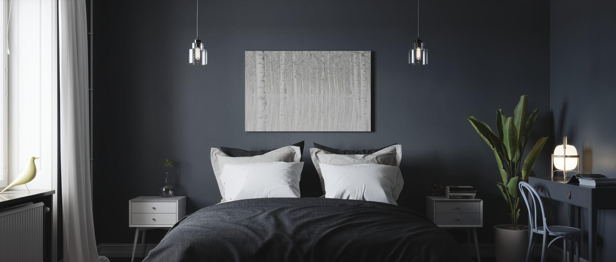 Trees - Canvas print - Bedroom