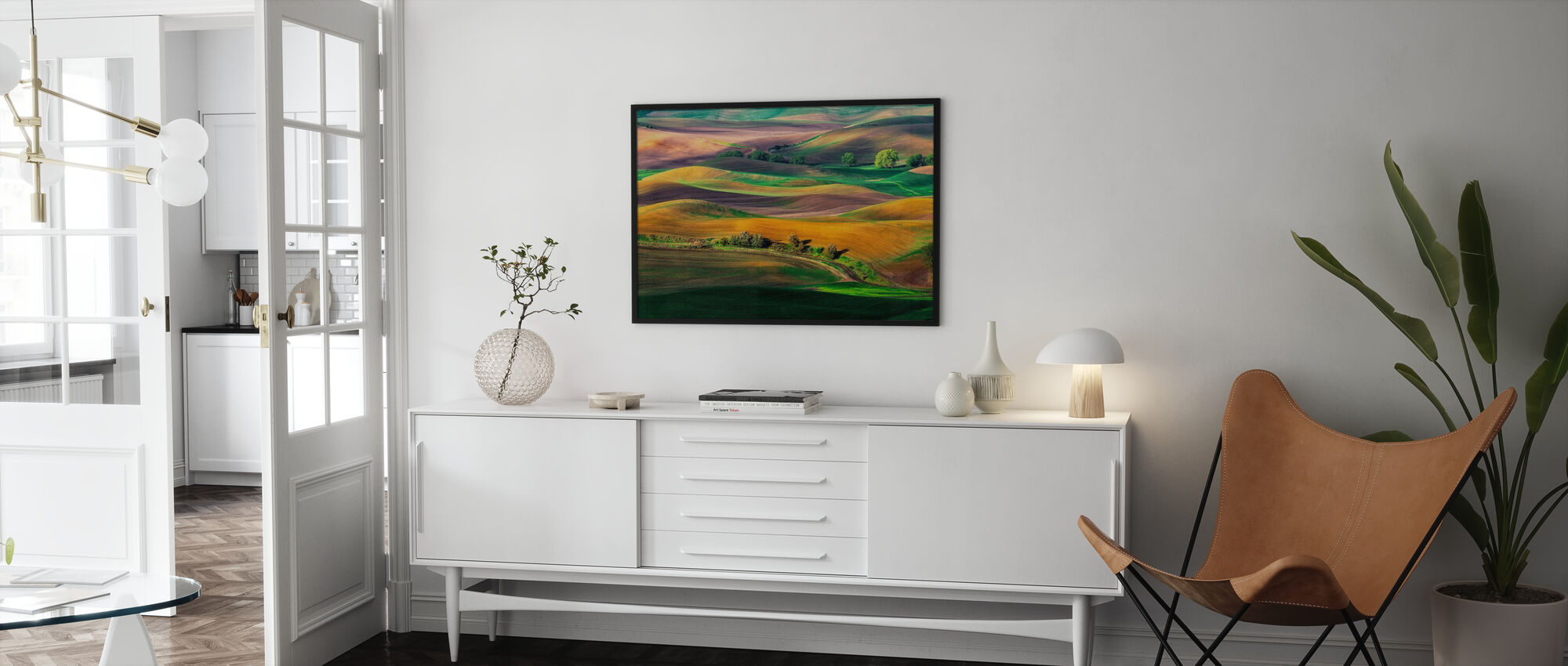 The Palouse - Poster - Living Room