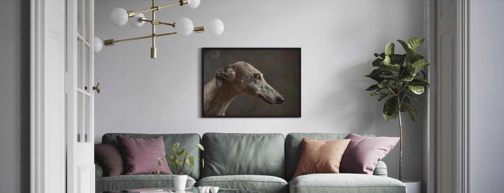 Anna - Framed print - Living Room