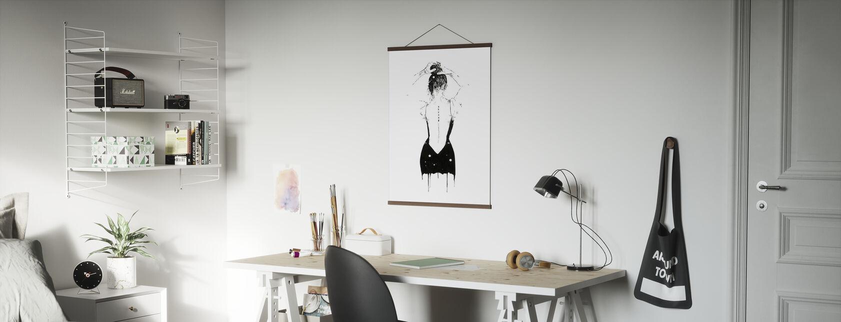 Achiever - Plakat - Biuro