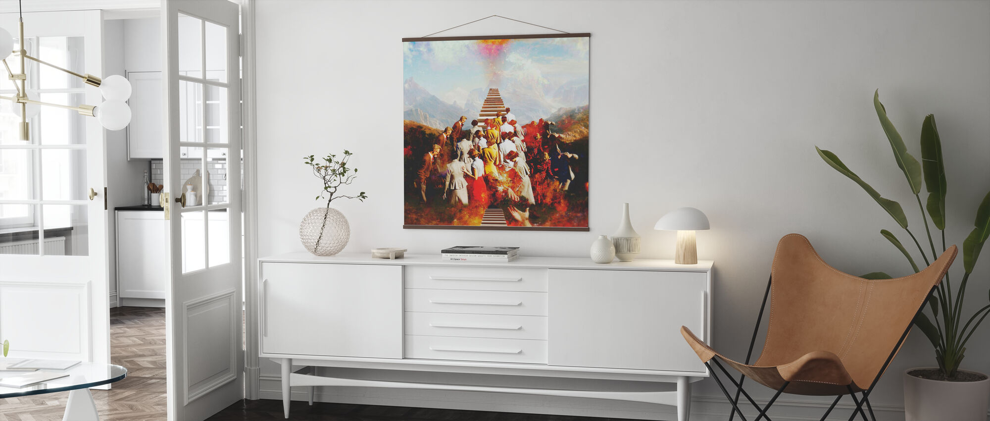 Ascension - Poster - Living Room