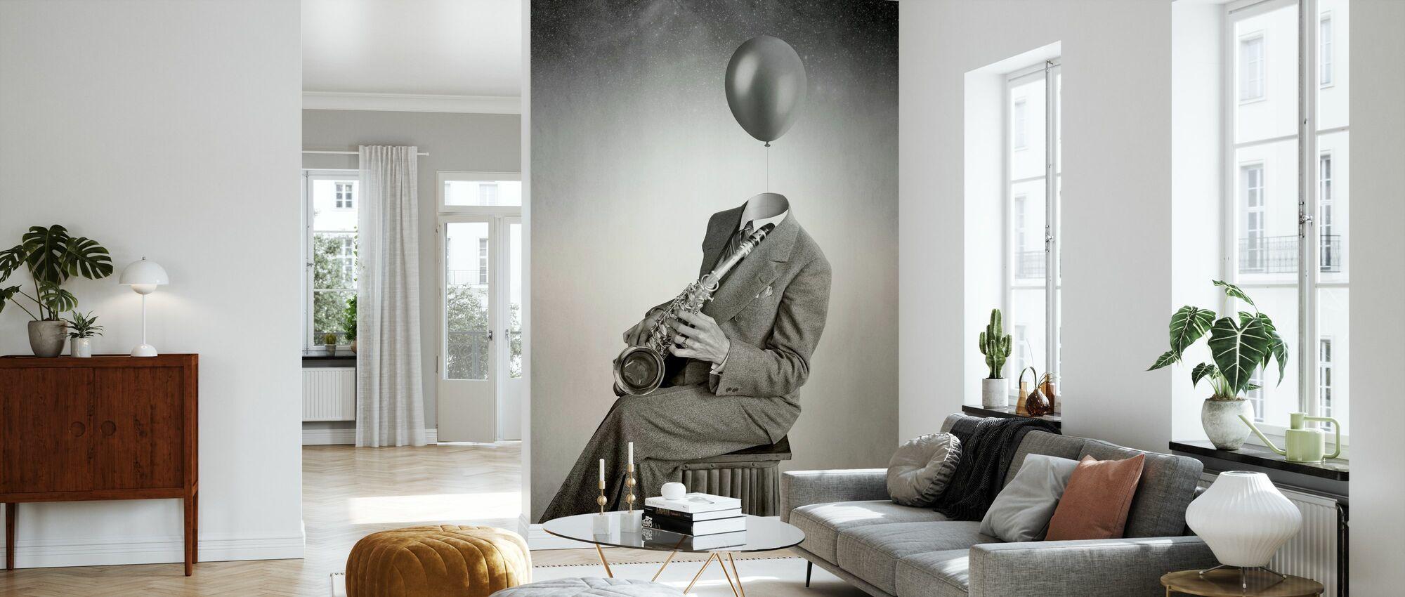 Ballon - Papier peint - Salle à manger
