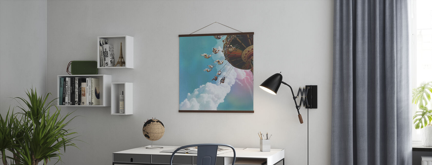 Challenger - Poster - Office