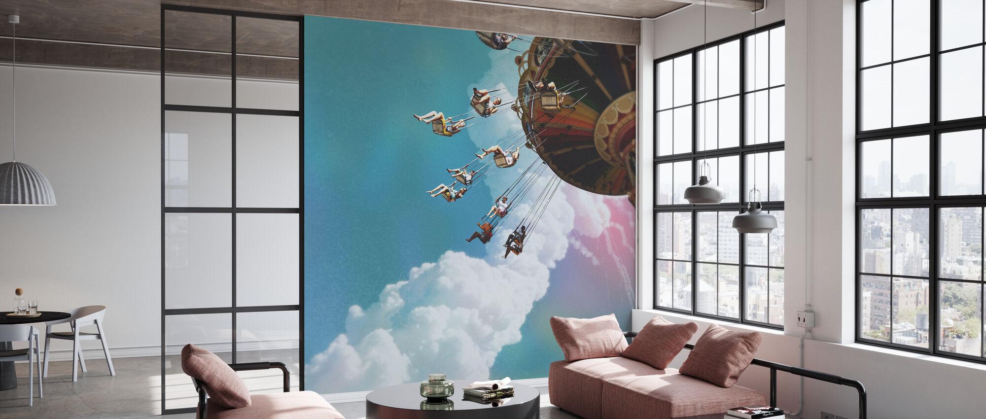 Challenger - Wallpaper - Office