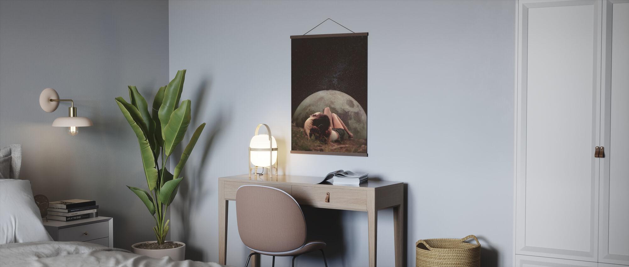 Cosmic Love - Poster - Office