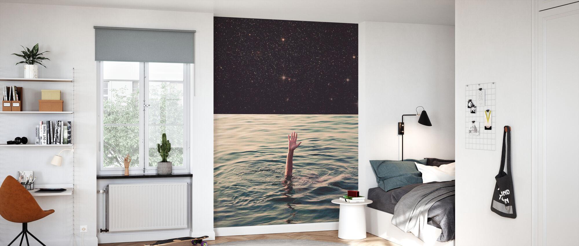 Drowned in Space - Wallpaper - Kids Room