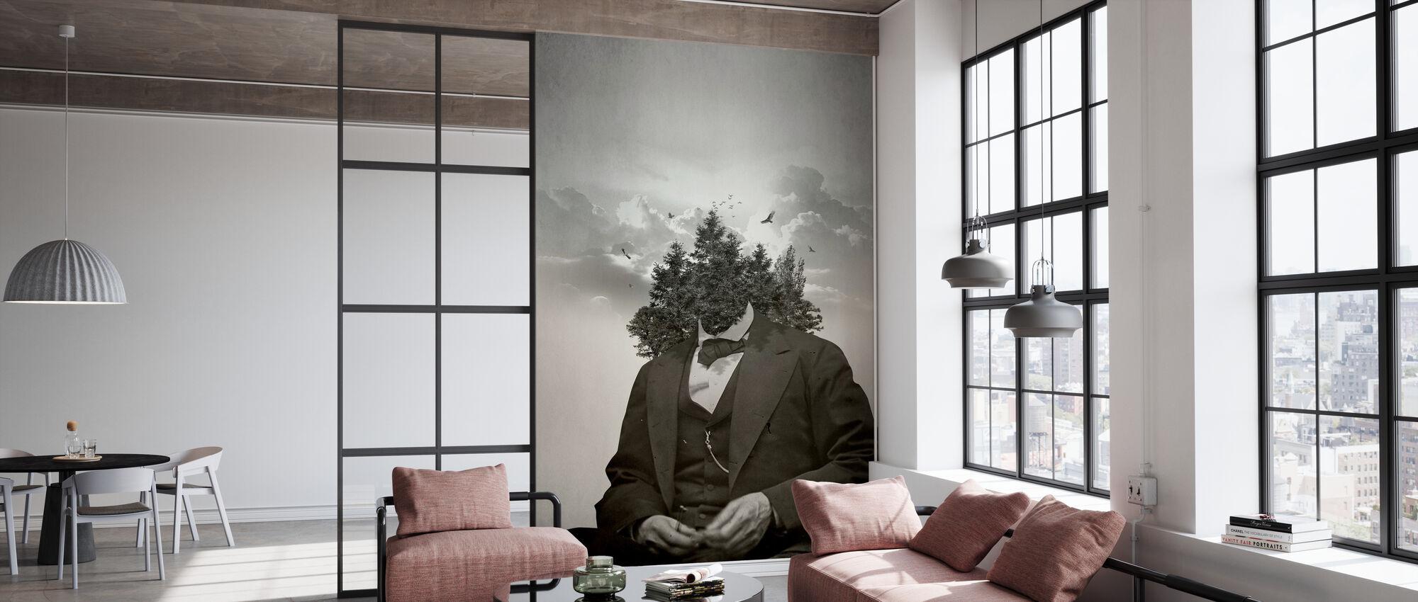 Forest - Wallpaper - Office