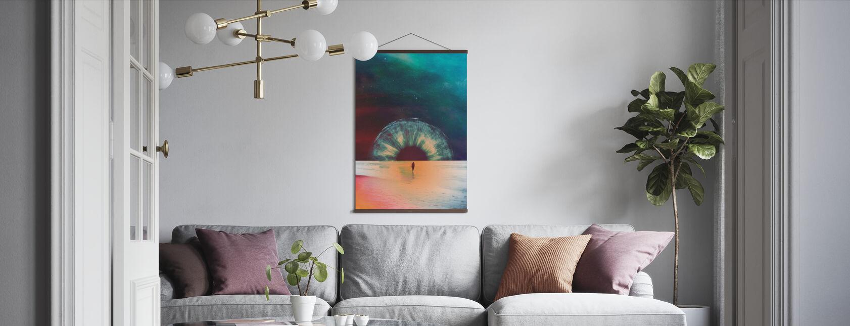 I am Dawn - Poster - Living Room
