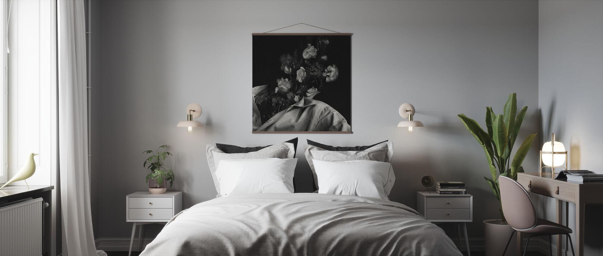 In Blüte - Poster - Schlafzimmer