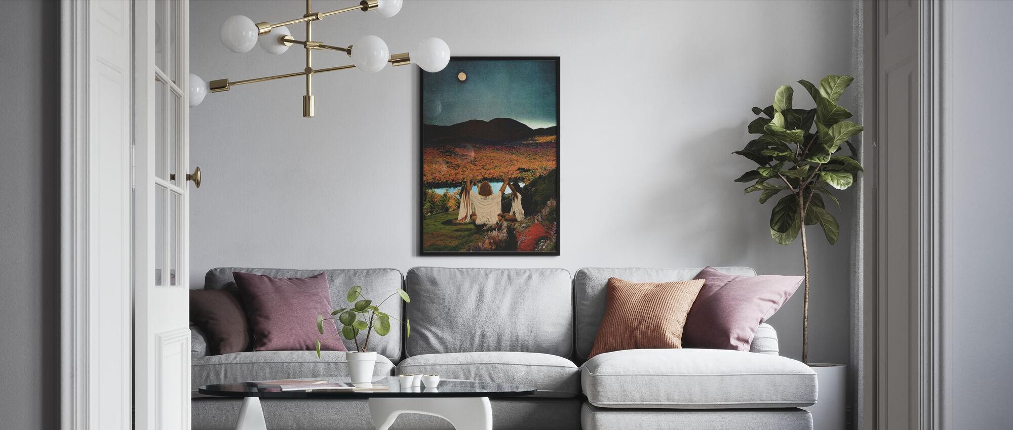 Landscape - Poster - Living Room