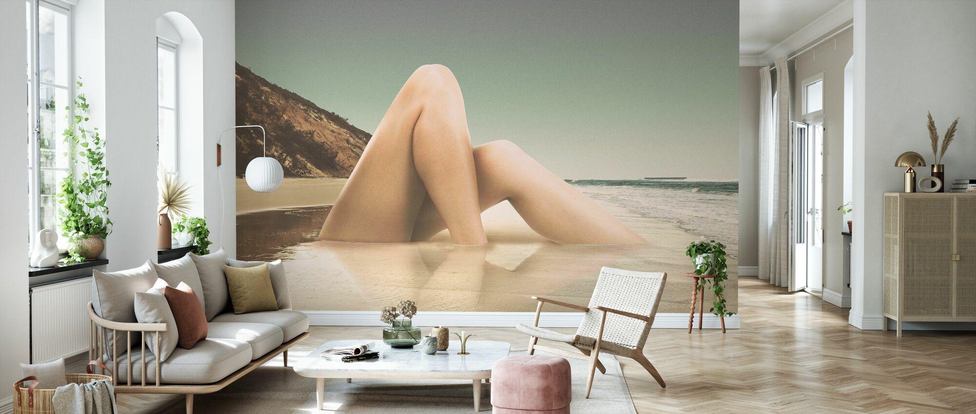 Leg2 - Wallpaper - Living Room