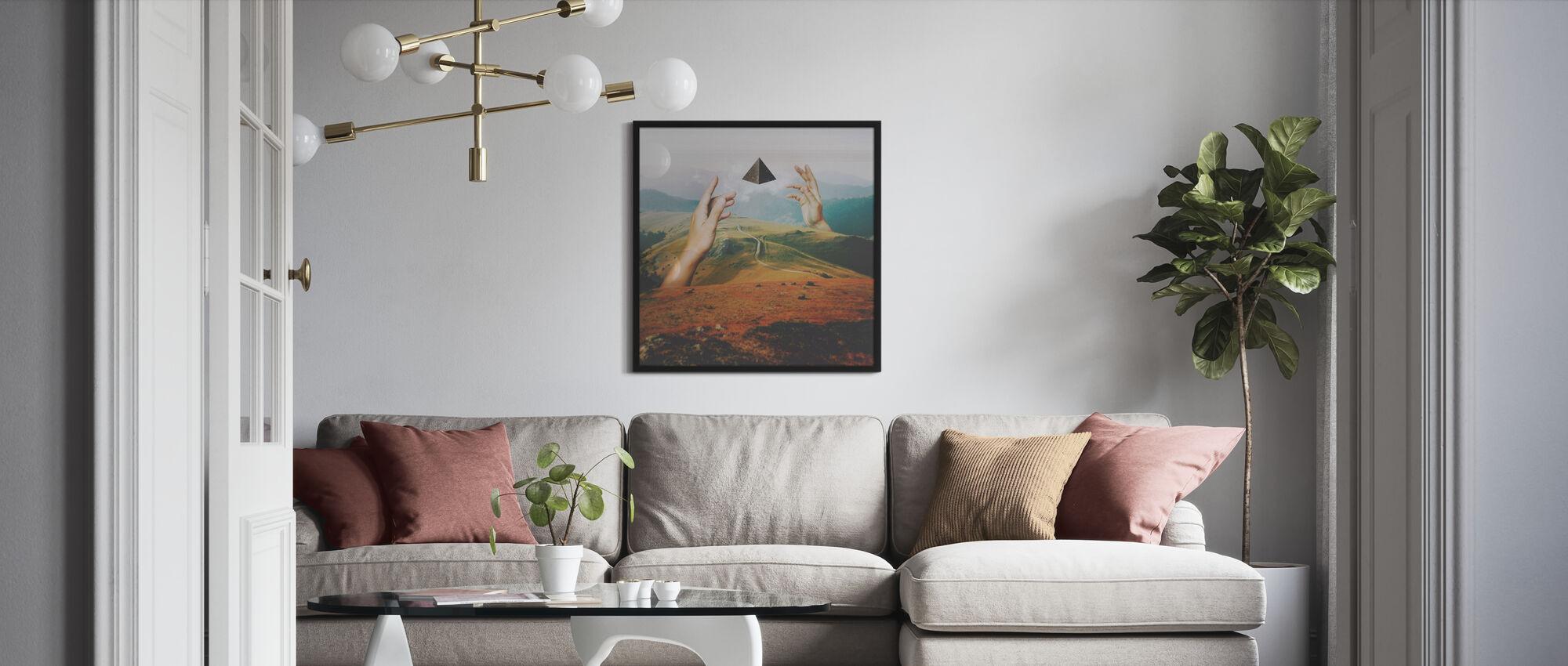 Portal - Poster - Wohnzimmer
