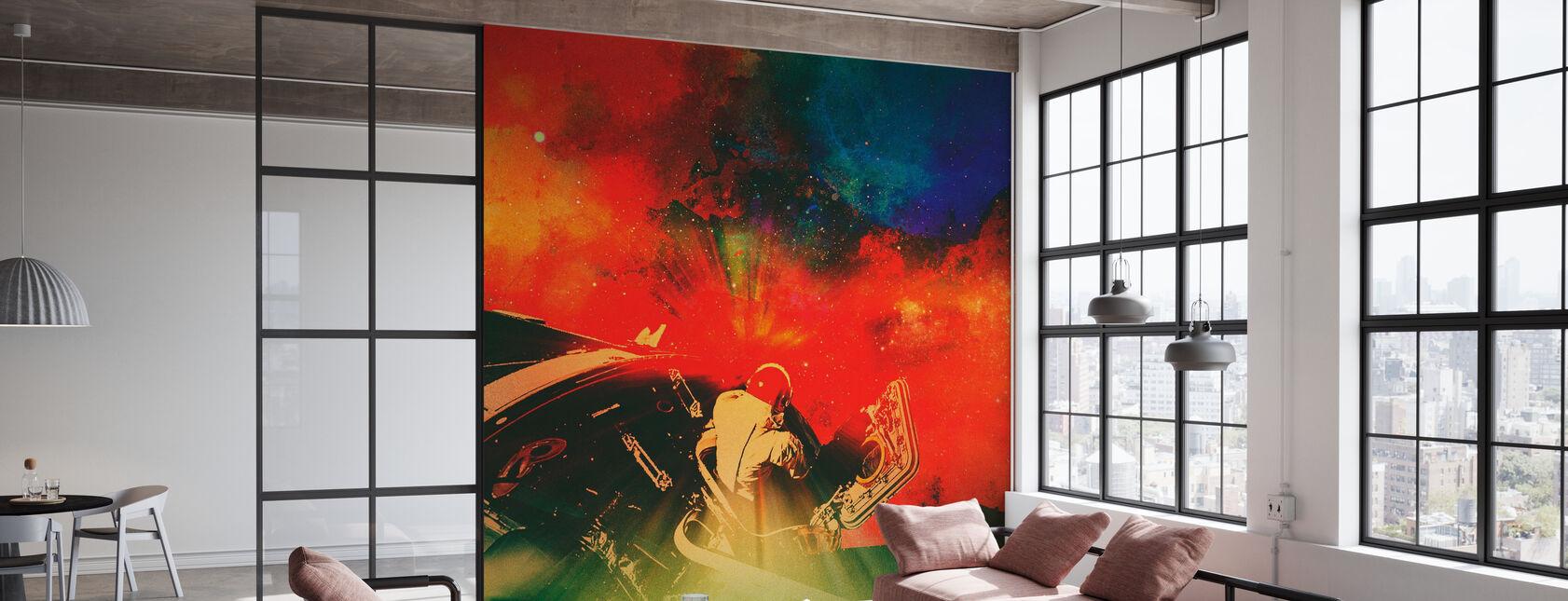 Psychonaut - Wallpaper - Office