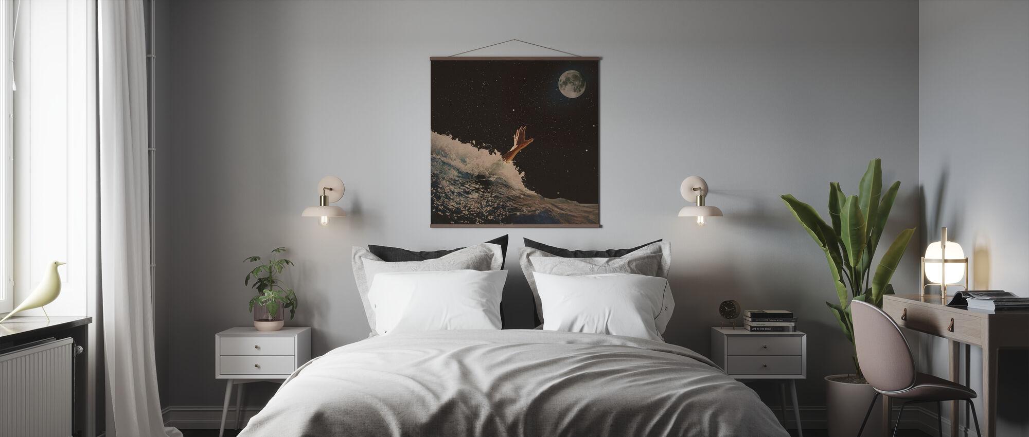 Wave Goodbye - Poster - Bedroom