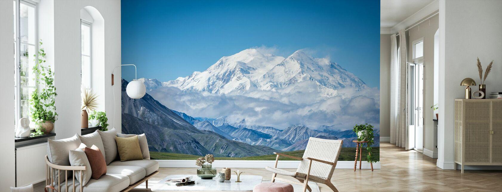 Mt Denali Alaska - Tapete - Wohnzimmer