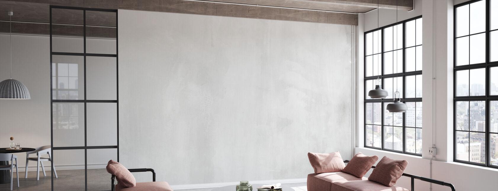 Cement væg - Tapet - Kontor