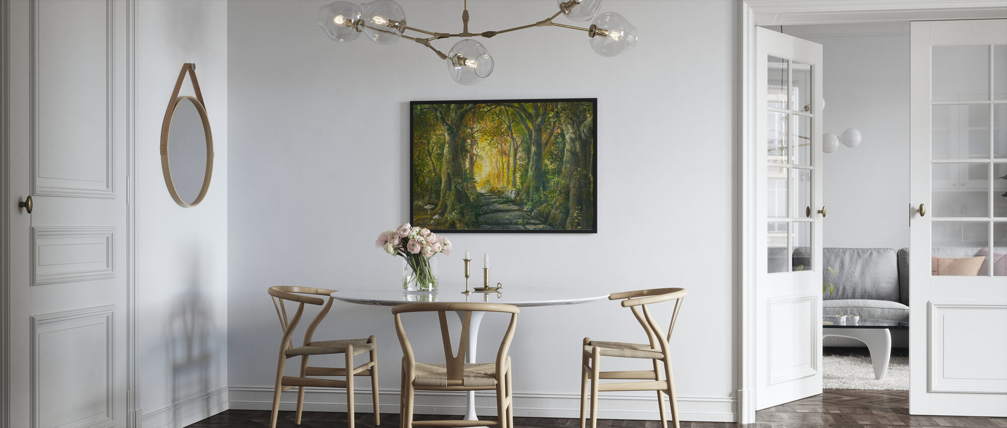 Magical Forest - Poster - Kitchen