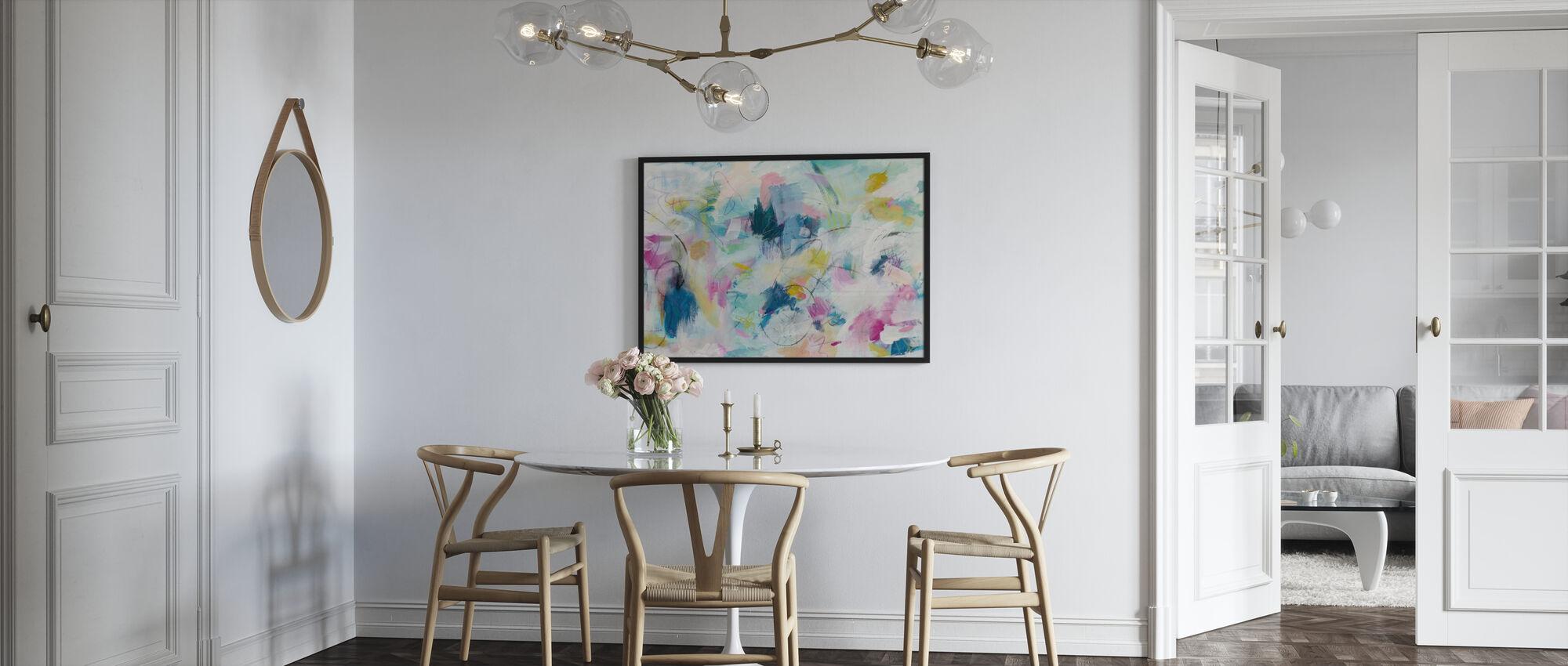 Daylight Savings III - Framed print - Kitchen