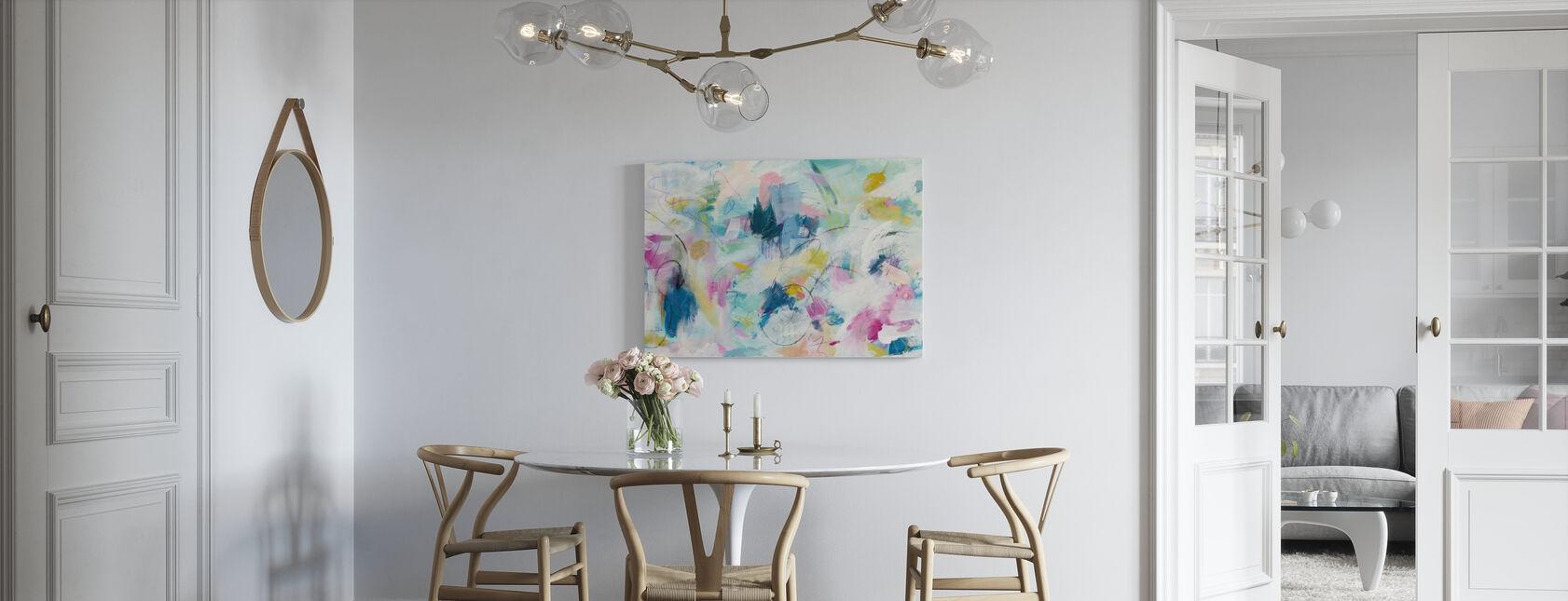 Daglichtbesparingen III - Canvas print - Keuken