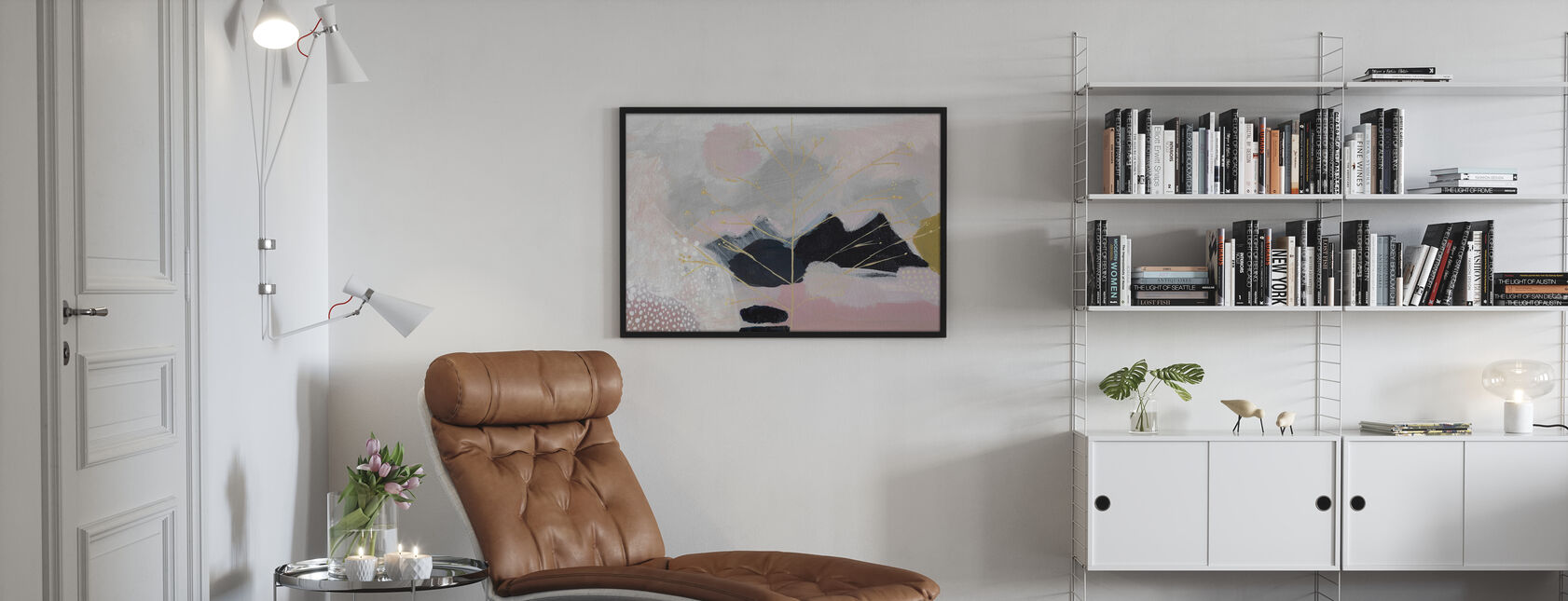 Even the Rocks Cry Out - Poster - Living Room