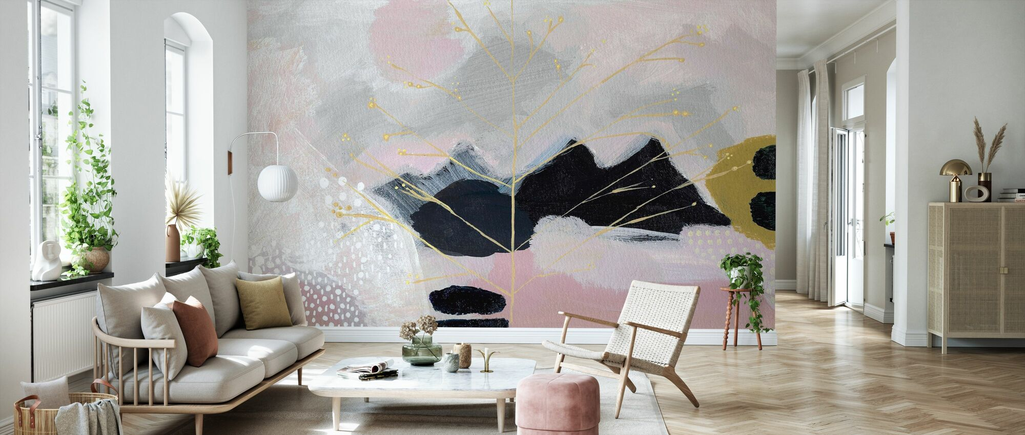 Even the Rocks Cry Out - Wallpaper - Living Room