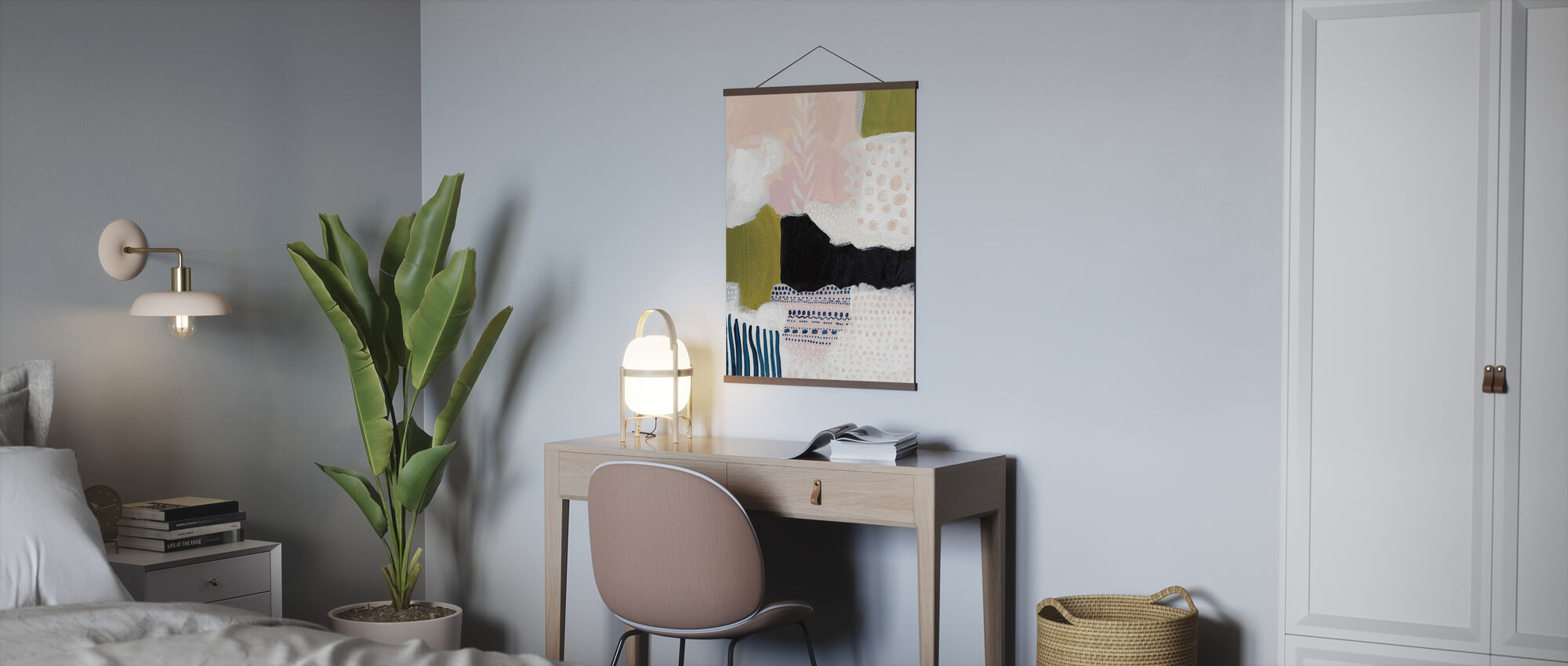 Tribal Study - Poster - Office