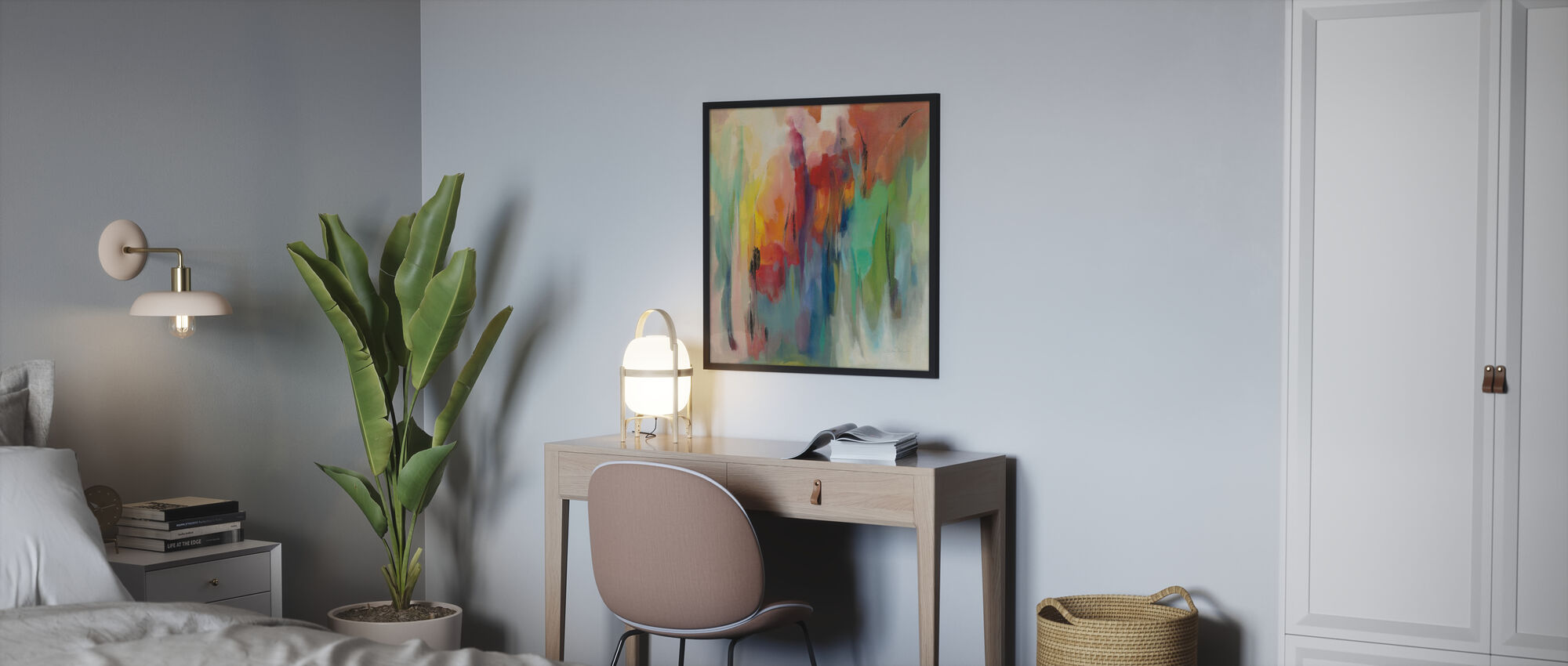 maart Rainbow - Poster - Slaapkamer