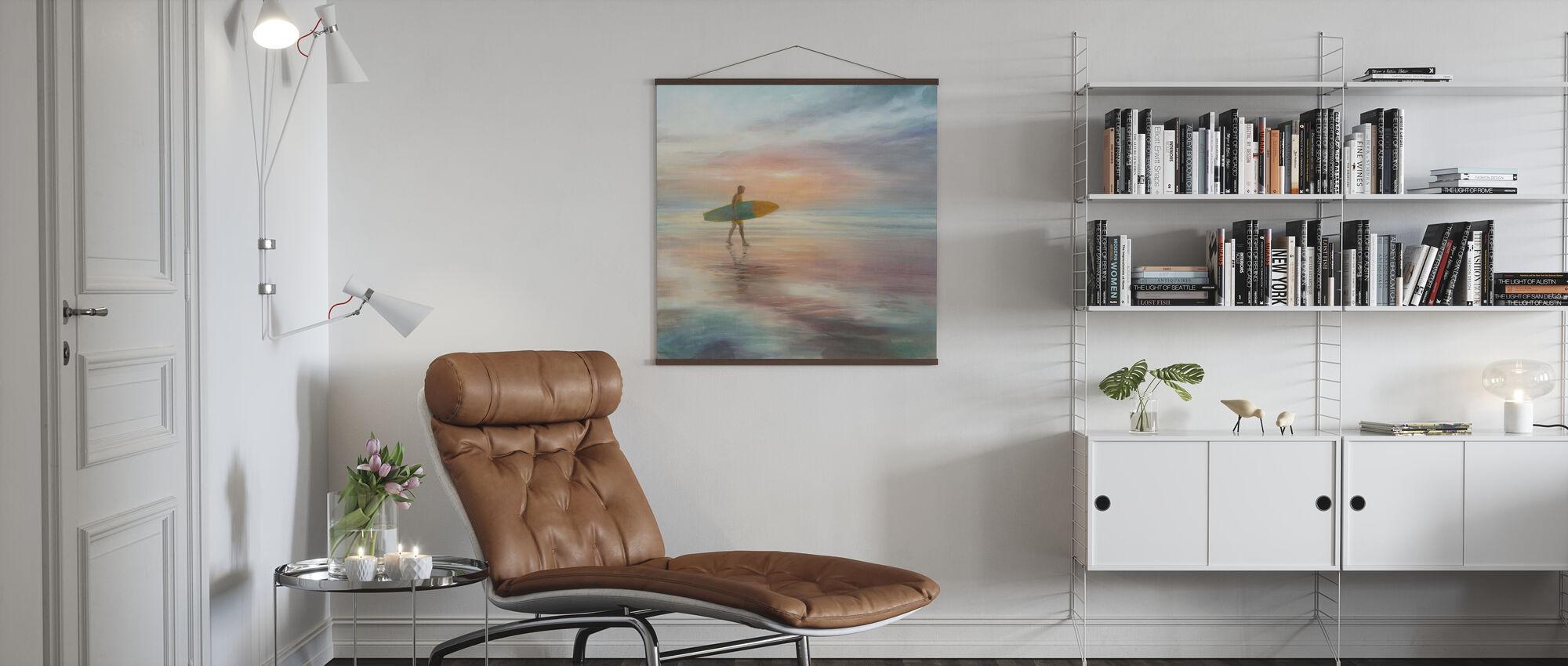 Surfside - Poster - Wohnzimmer