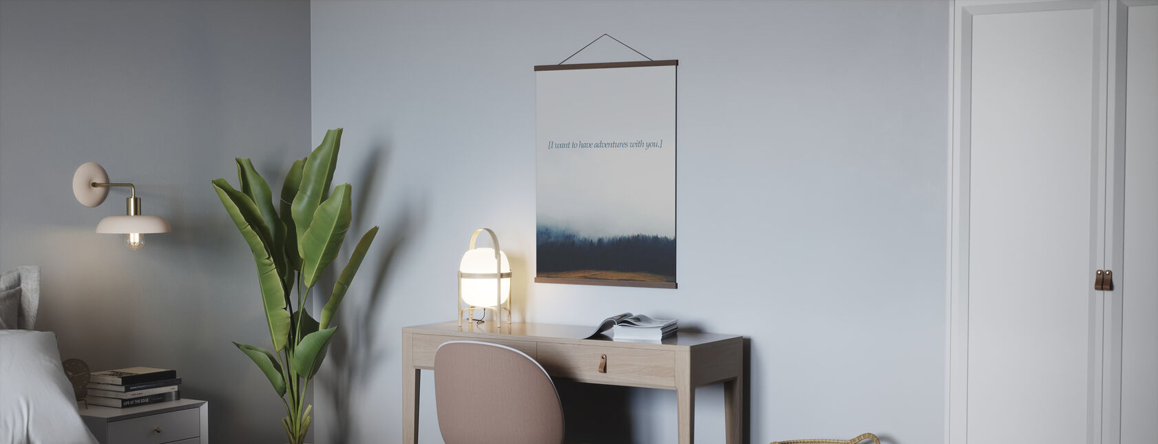 Adventures with You - Poster - Office