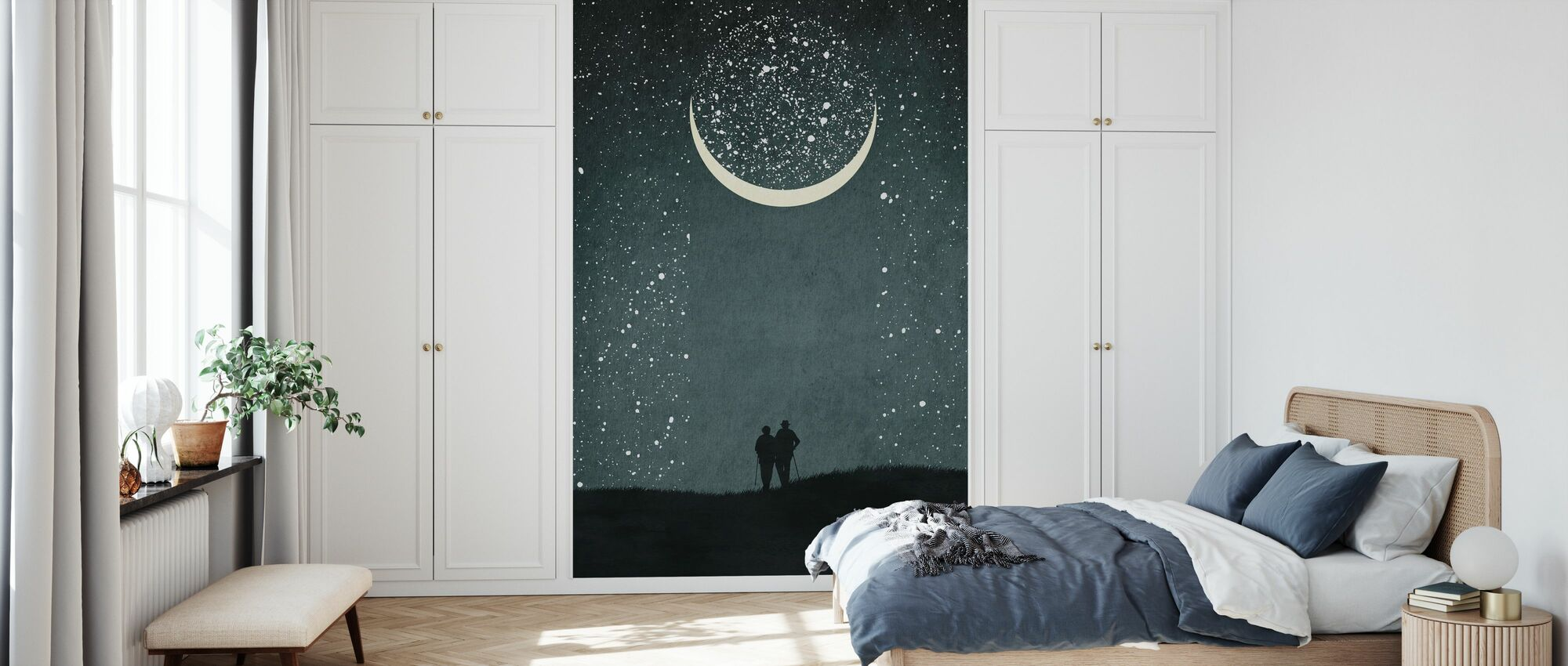 Dreaming with You - Wallpaper - Bedroom