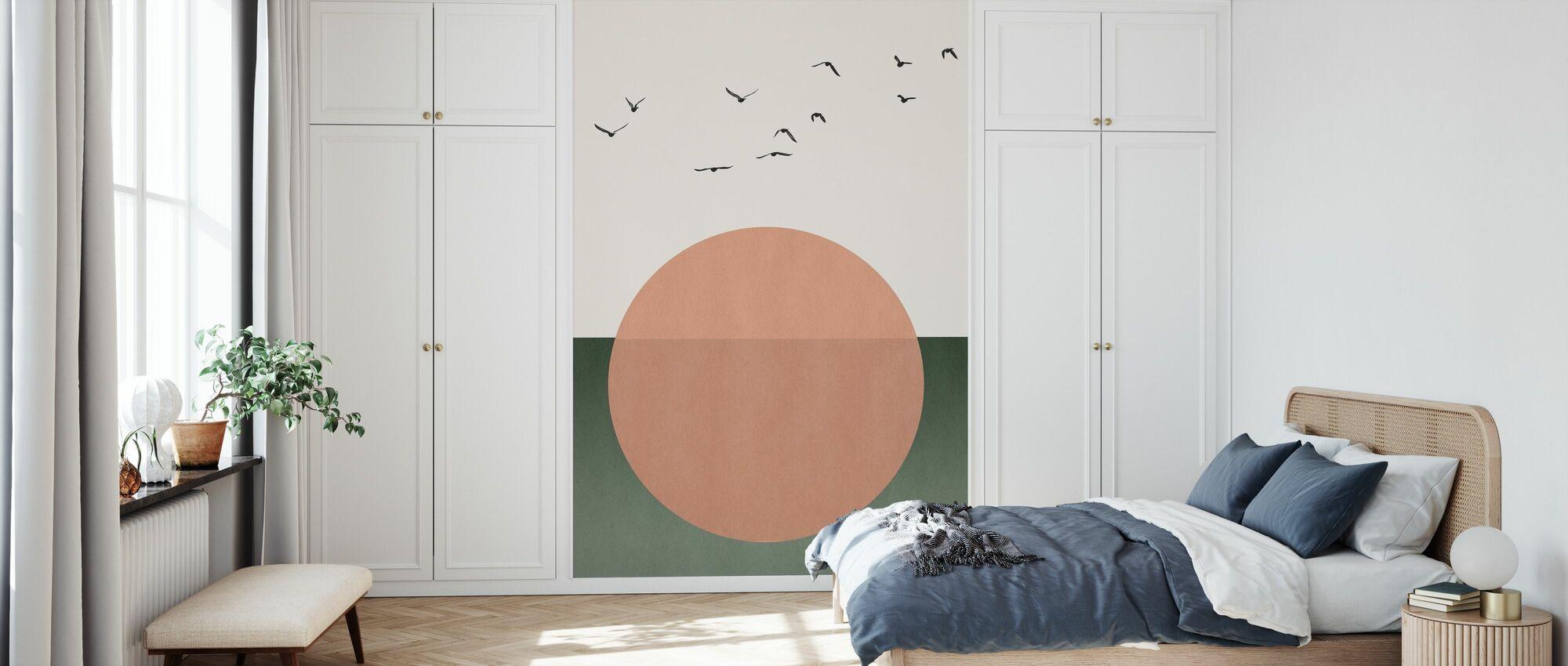 Vrije Zielen - Behang - Slaapkamer