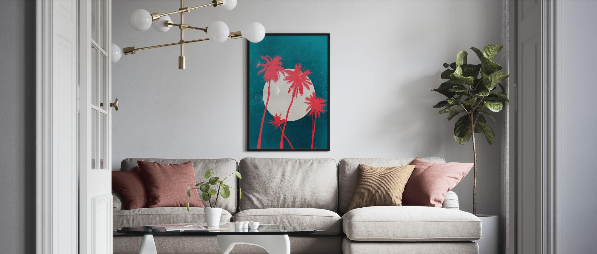 La Palma Moonshine - Poster - Living Room