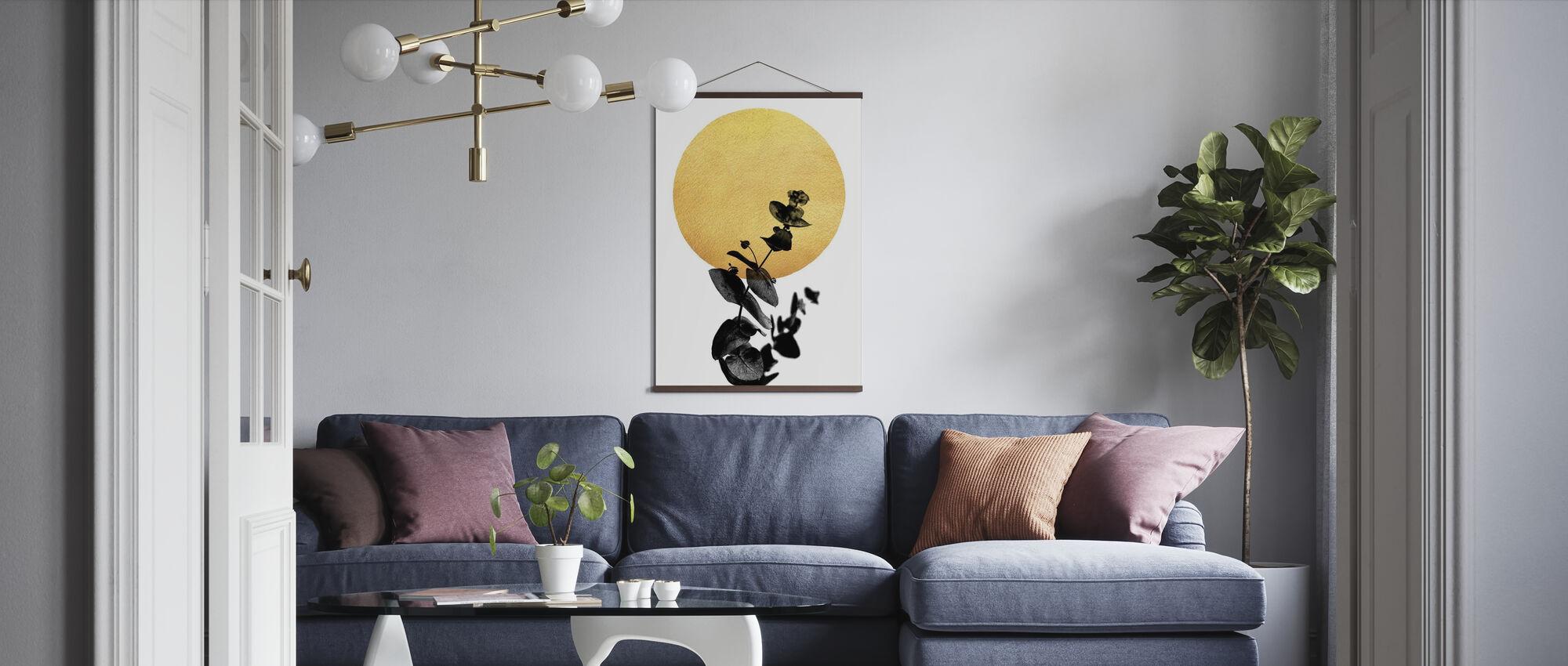 La Vie En Rose - Poster - Living Room