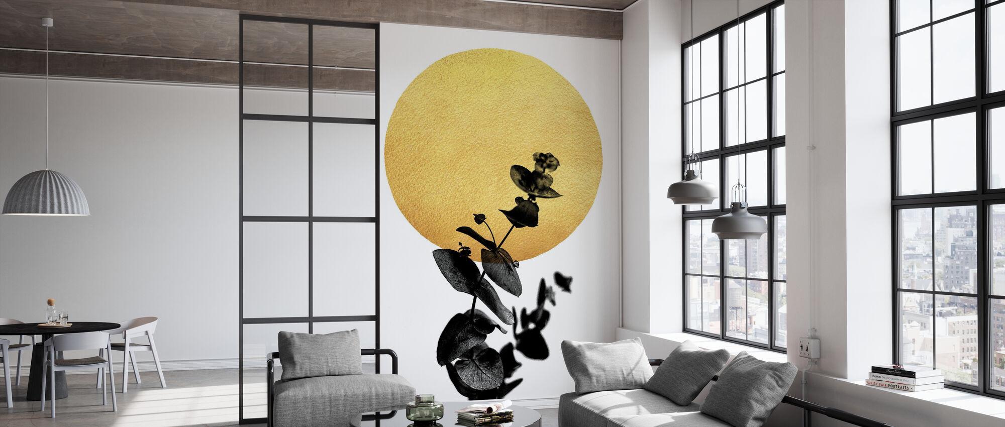 La Vie En Rose - Wallpaper - Office