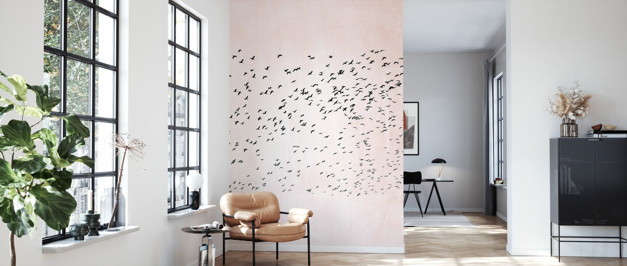 Moving on - Wallpaper - Living Room