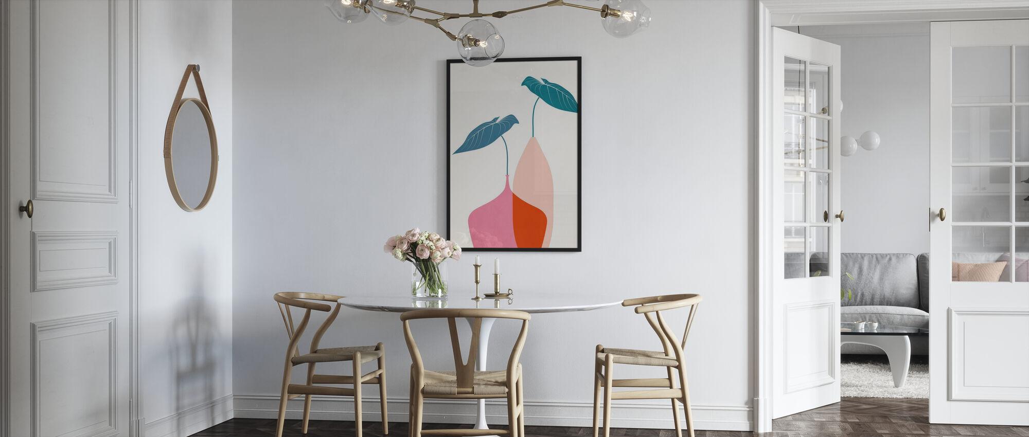Skandinavisk bukett - Poster - Kök