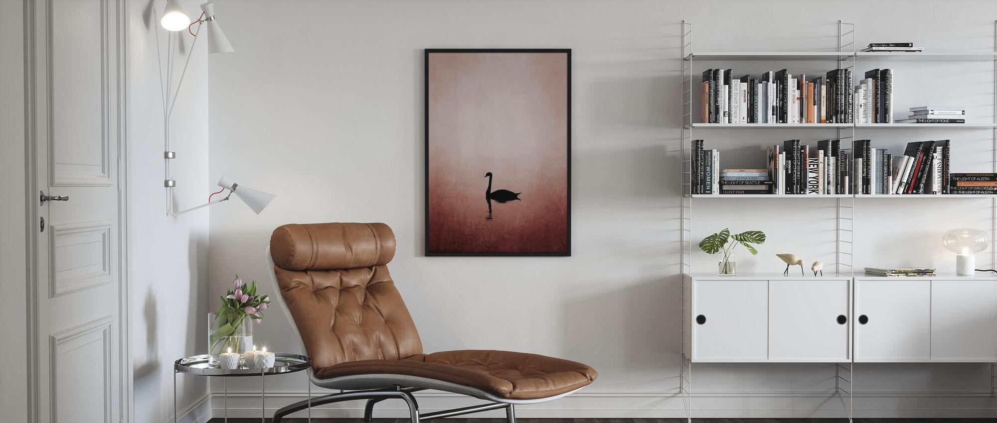 Lake - Poster - Living Room