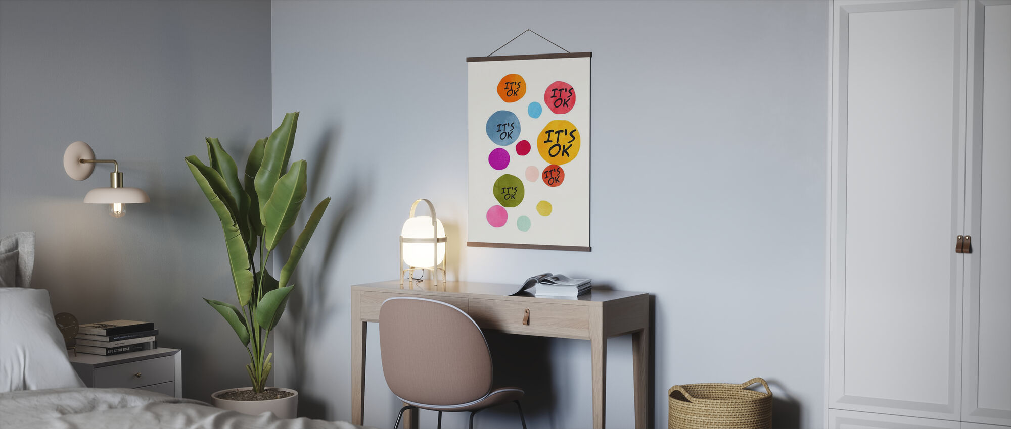 Its ok - Poster - Office