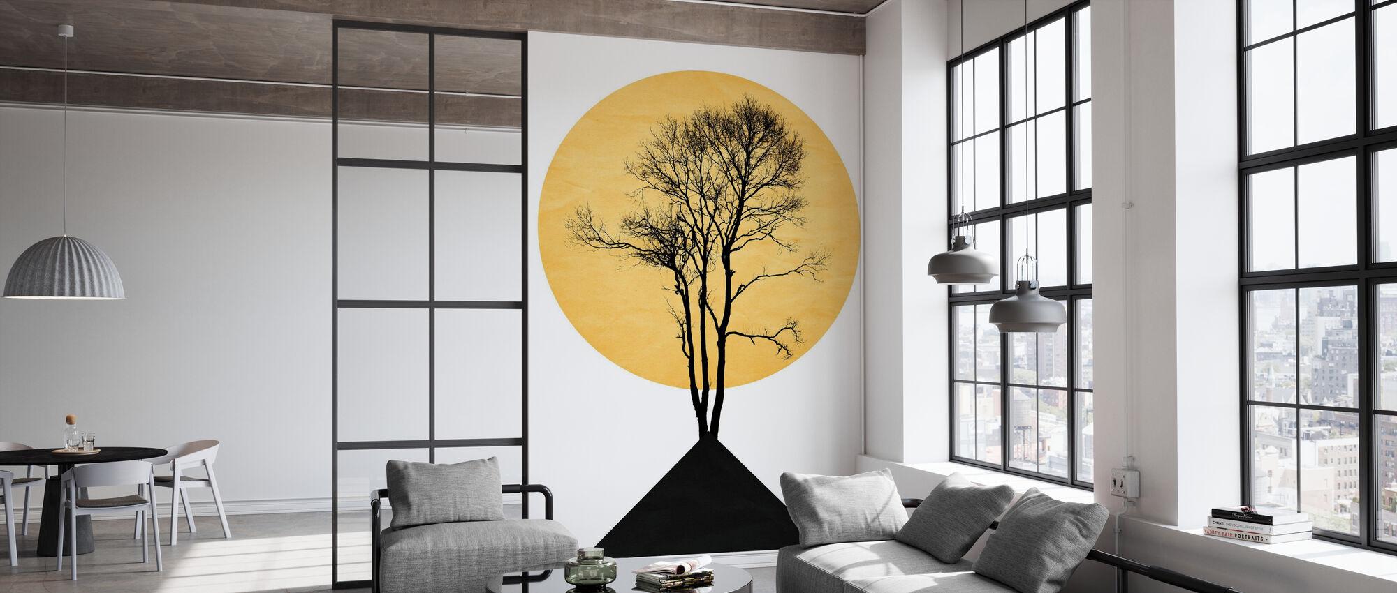 Japanese Zen - Wallpaper - Office