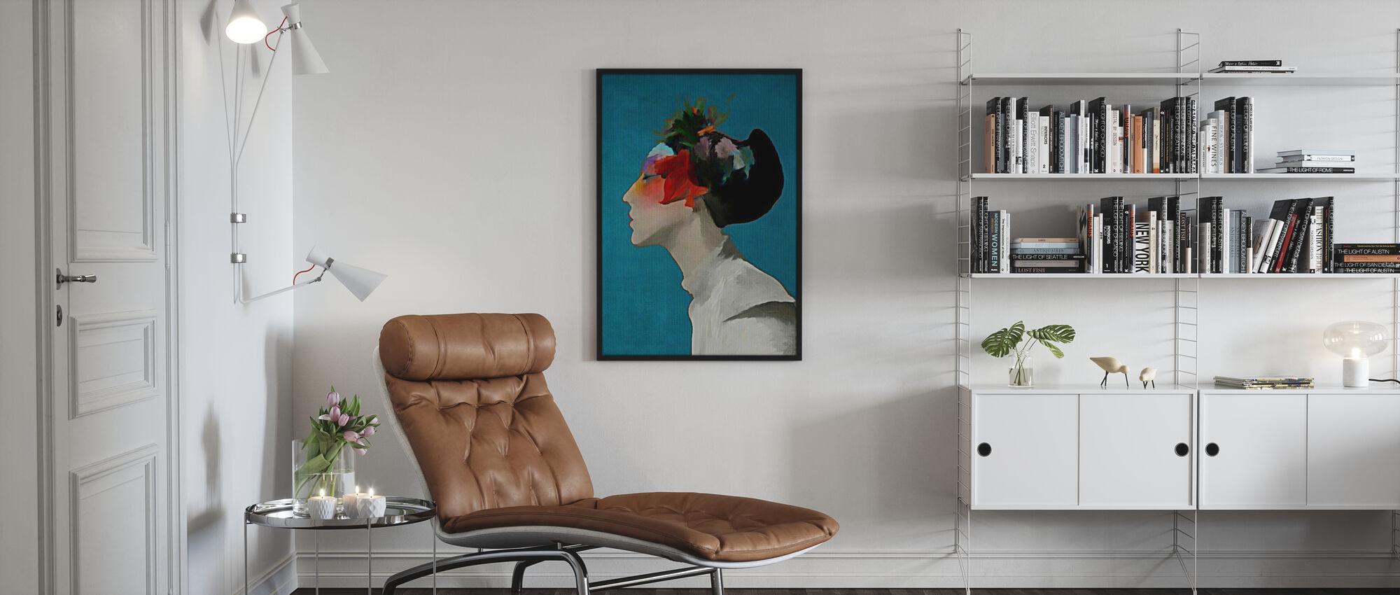 Kimono - Poster - Living Room